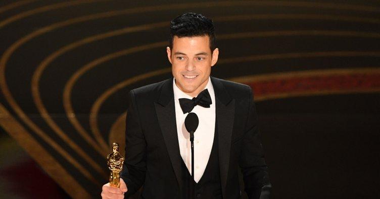 En İyi Erkek Oyuncu: Rami Malek