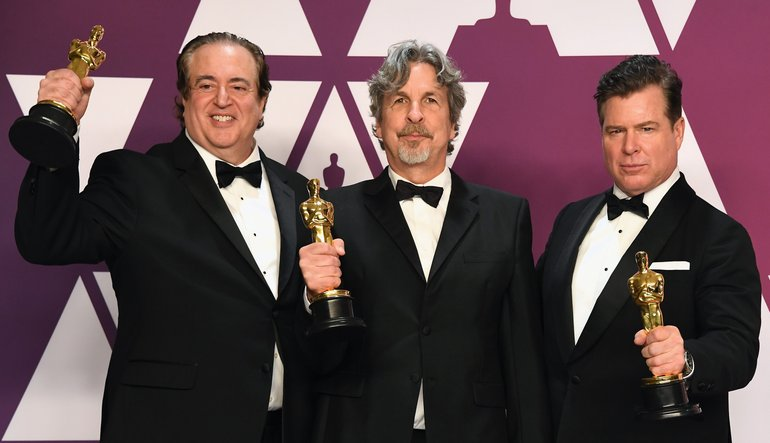 En İyi Özgün Senaryo: Nick Vallelonga, Brian Currie ve Peter Farrelly