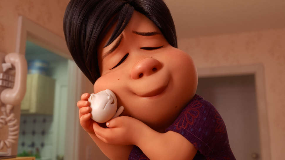 En İyi Kısa Animasyon: Bao