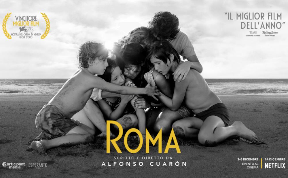 En İyi Sinematografi: Roma