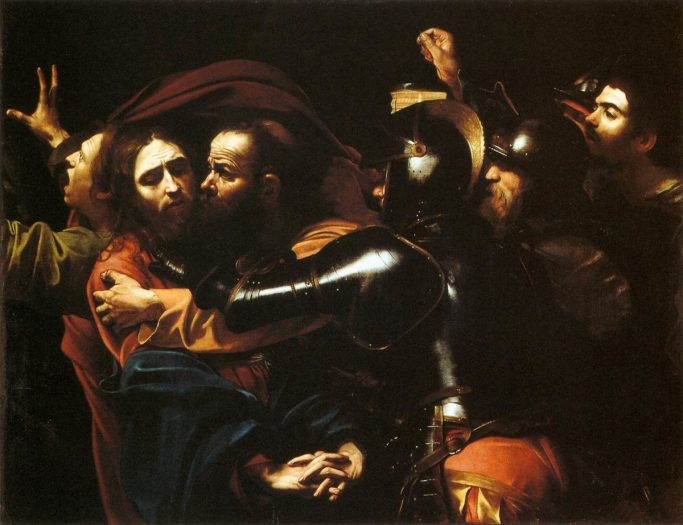 1200px-Caravaggio_-_Taking_of_Christ_-_Dublin