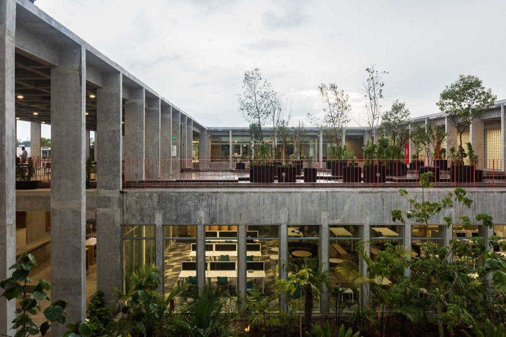 Üniversite Mimarisi
