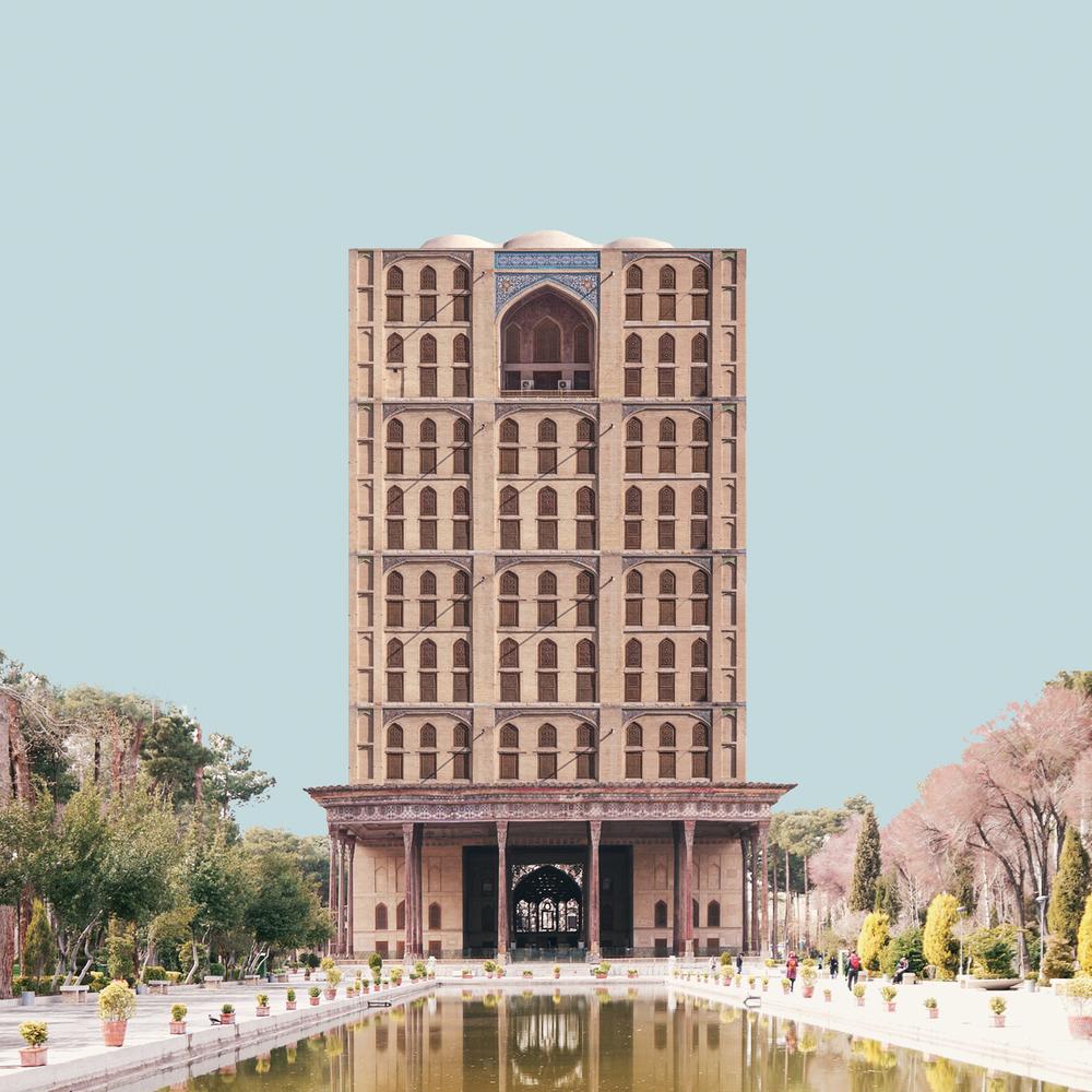 İran Geleneksel Mimarisi