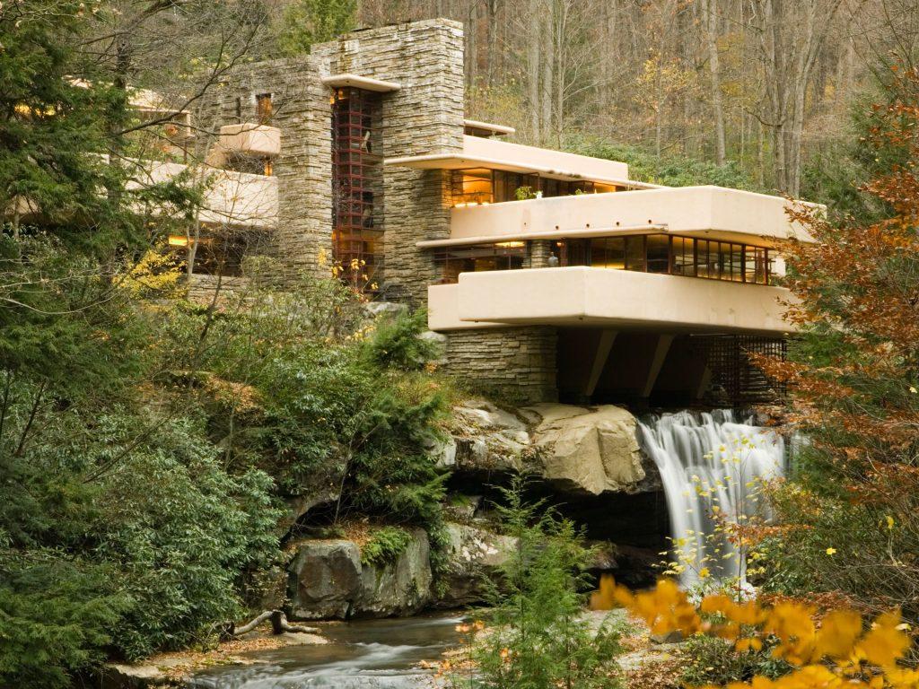 The Fallingwate House