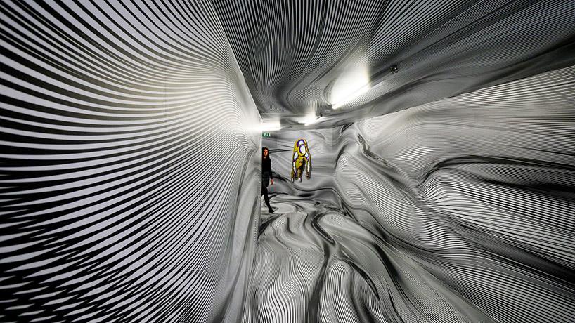 Peter Kogler - Hipnotik Tasarımlar