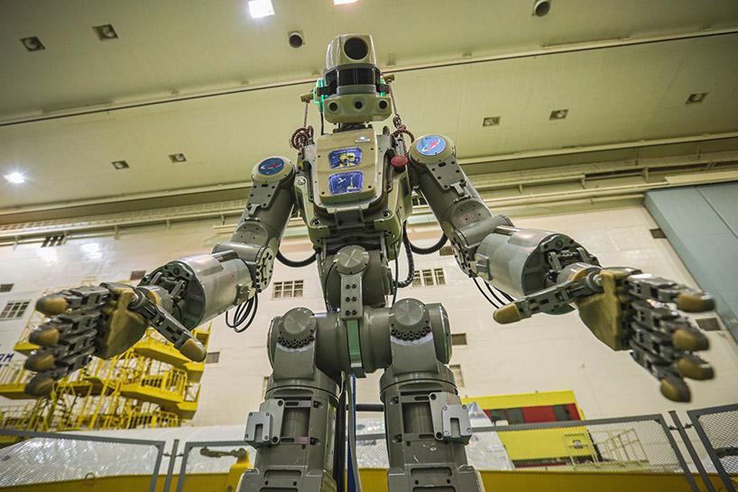 İnsansı Robot - Skybot F-850