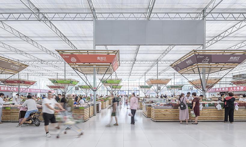 İç Mimari Tasarımı - Pazar Yeri