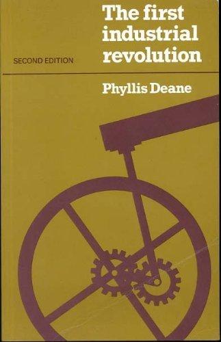 İlk sanayi İnkılabı - Phyllis Deane