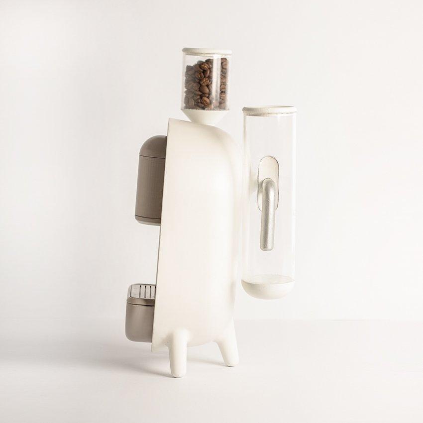 Roee Ben Yehuda - Kahve Makinesi