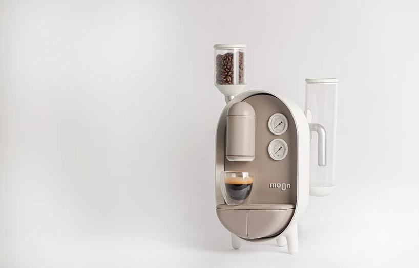 Steampunk 'dan İlham alan Kahve Makinesi